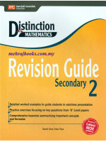 Distinction in Maths Revision Guide Secondary 2