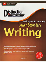 Distinction in English Lower Secondary Writing