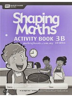 Shaping Maths Activity Book 3B 3rd Edition