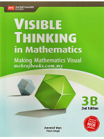 Visible Thinking in Mathematics Primary 3B (2nd Edition)