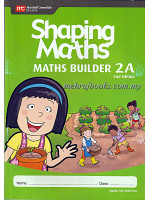Shaping Maths Maths Builder 2A 2nd Edition
