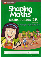 Shaping Maths Maths Builder 2B 2nd Edition