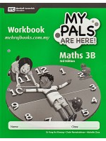 My Pals Are Here ! Maths 3B Workbook 3rd Edition
