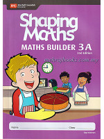 Shaping Maths Maths Builder 3A 2nd Edition