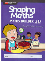 Shaping Maths Maths Builder 3B 2nd Edition