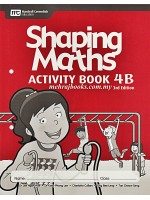 Shaping Maths Activity Book 4B 3rd Edition