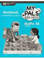 My Pals Are Here ! Maths 4A Workbook 3rd Edition