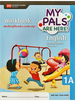 My Pals Are Here ! English (International) 2nd Edition Workbook 1A