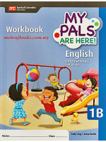My Pals Are Here ! English (International) 2nd Edition Workbook 1B