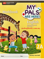 My Pals Are Here ! English (International) 2nd Edition Workbook 2A