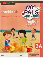 My Pals Are Here ! English (International) 2nd Edition Workbook 3A
