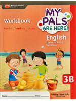 My Pals Are Here ! English (International) 2nd Edition Workbook 3B