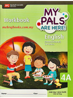 My Pals Are Here ! English (International) 2nd Edition Workbook 4A