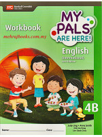 My Pals Are Here ! English (International) 2nd Edition Workbook 4B