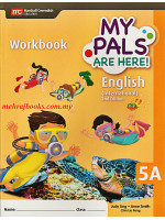 My Pals Are Here ! English (International) 2nd Edition Workbook 5A
