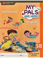 My Pals Are Here ! English (International) 2nd Edition Workbook 5B