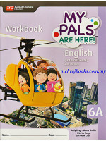 My Pals Are Here ! English (International) 2nd Edition Workbook 6A