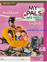 My Pals Are Here ! English (International) 2nd Edition Workbook 6B