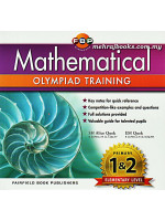 Mathematical Olympiad Training Primary 1 & 2
