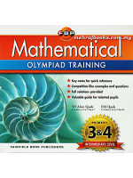 Mathematical Olympiad Training Primary 3 & 4 Intermediate Level