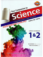 Your Companion to Science Lower Secondary 1 & 2