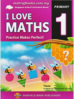 I Love Maths Primary 1