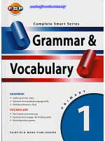 Complete Smart Series Grammar & Vocabulary Primary 1