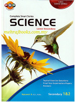 Complete Smart Series Science Secondary 1 & 2