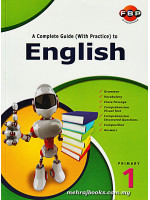 A Complete Guide (With Practice) to English Primary 1