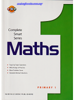 Complete Smart Series Maths Primary 1