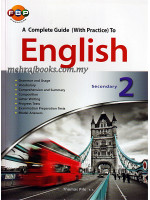 A Complete Guide  (With Practice) To English Secondary 2