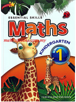 Essential Skills Maths Kindergarten 1