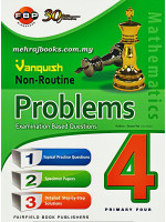 Vanquish Non-Routine Problems Primary 4