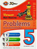 Vanquish Non-Routine Problems Primary 5
