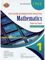 Top Score Examination Practice Mathematics Topic by Topic Secondary 1