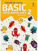 Basic Vocabulary Workbook Primary 2
