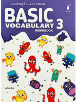 Basic Vocabulary Workbook Primary 3