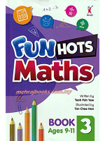 Fun HOTS Maths Book 3