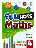 Fun HOTS Maths Book 4