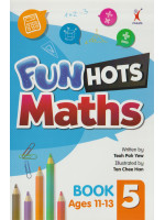 Fun HOTS Maths Book 5