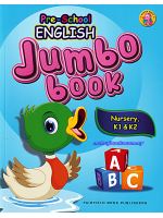 Pre-School English Jumbo Book Nursery, K1 & K2