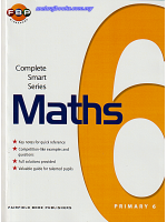 Complete Smart Series Maths Primary 6