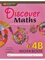 Discover Maths Workbook 4B