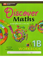 Discover Maths Workbook 1B