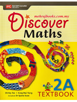 Discover Maths Textbook 2A