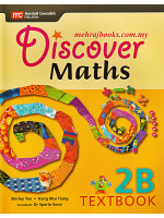 Discover Maths Textbook 2B