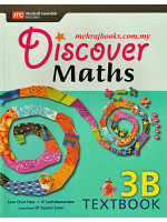Discover Maths Textbook 3B