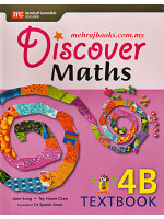 Discover Maths Textbook 4B