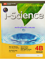 i-Science Activity Book 4B