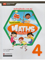Marshall Cavendish Maths Activity Book 4